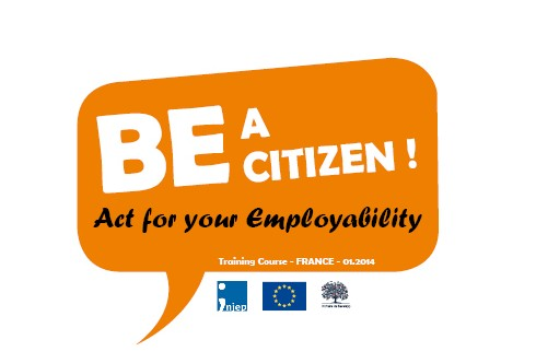 Logo Be a Citizen - Training Course - Histoire de Savoir(s)