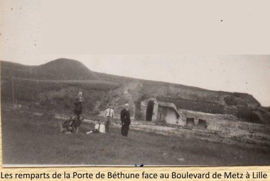 remparts face Bd de Metz