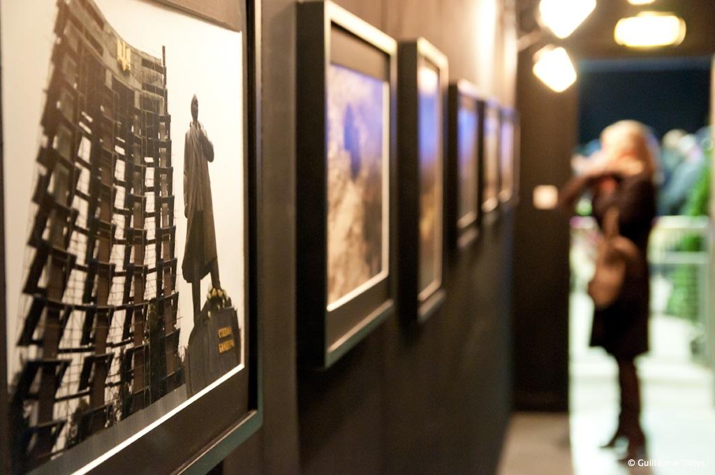 Exposition Shalom Ukraïna - crédit photo : Guillaume Theys