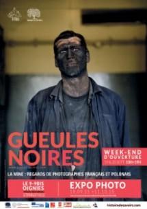 Expo Gueules Noires - fly - Histoire de Savoirs