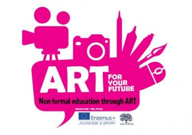 logo Art For Your Future - Histoire de Savoirs